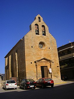 Els Alamús parish church