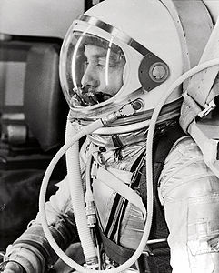 First American to fly into space