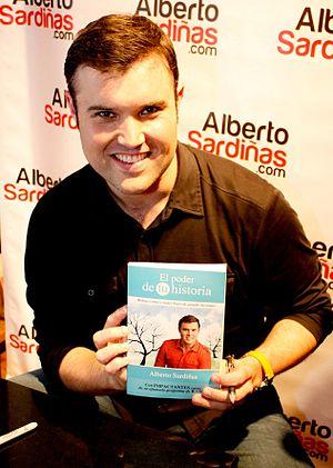 Alberto Sardiñas - Alberto in 2011