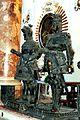 Albrecht II u Rudolf v Habsburg, Bronzestatuen.jpg