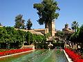 Alcázar de los Reyes Cristianos. Córdoba..JPG