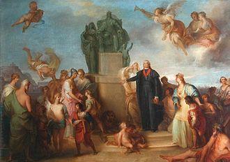 Domingos Sequeira - Image: Alegoria da Fundação da Casa Pia de Belém