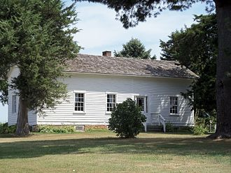 National Register of Historic Places listings in Scott County, Iowa - Image: Alexander Brownlie House