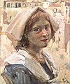 Alexander Ignatius Roche - Italian Peasant Girl.jpg