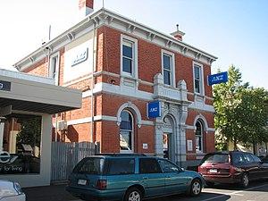 ANZ Bank, Alexandra, Victoria, Australia.