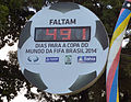 Alexius Countdown Fußballweltmeisterschaft Salvador Bahia 2013.jpg