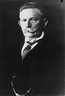 Alfred Hugenberg German politician