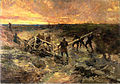 Alfred Theodore Joseph Bastien - Canadian Gunners in the Mud.jpg