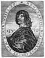 Algernon Percy, 10th Earl of Northumberland, Cornelis van Dalen, after van Dyck line engraving, 17th century.jpg