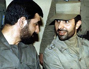 Mohsen Rezaee - Ali Sayad Shirazi and Mohsen Rezaee