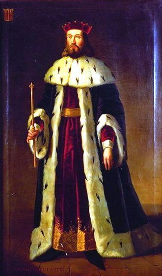 Count of Barcelona - Alfons I