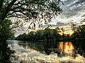 Alla Kobrina - г. Святогорск, река Северский Донец Don-6.jpg
