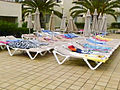 Allocated empty sun beds - Oliva beach - Fuerteventura - 01.jpg