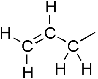 Allyl group - Structure of the allyl group