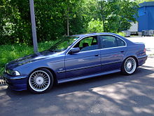 BMW 5 Series (E39) - Wikipedia