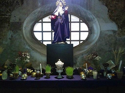 Altar de Dolores en Actopan, Hidalgo, México (2017) 04