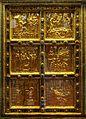 Altare di s. ambrogio, 824-859 ca., fronte dei maestri delle storie di cristo, 04.jpg