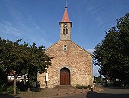 Alte Kirche Illingen panoramio