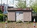 Altenwerder Damm, Abwasserpumpwerk, WPAhoi, Hamburg (P1080581).jpg