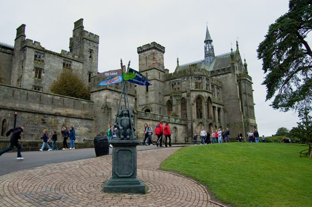 Alton Towers - geograph.org.uk - 1464460