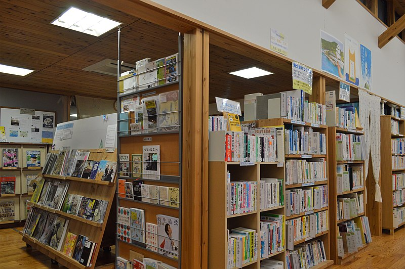 File:Ama Town Central Library interior ac (11).jpg