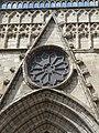 Ambert, Puy-de-Dôme, France.Eglise St Jean + orgues + trompette pascale. 03.jpg