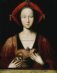 Ambito francese - Isabella di Lorena, regina di Napoli.jpg