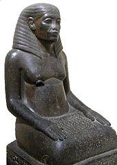 statue d'Amenhotep fils de Hapou
