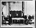 America at the Peace Conference - Woodrow Wilson 1918-12-18.jpg
