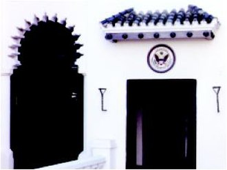 National Historic Landmark - The American Legation in Tangier, Morocco, was the first National Historic Landmark on foreign soil.
