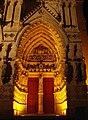 Amiens Cathédrale Nuit 190908 3.jpg