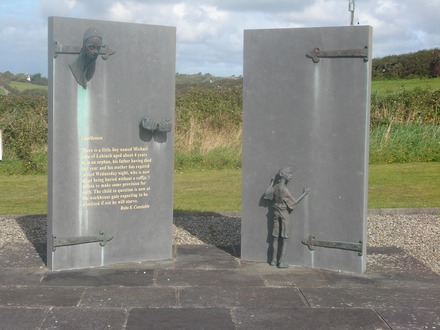 "The ""An Gorta Mor"" Monument"