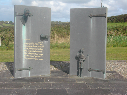 An Gorta Mor Monument