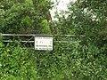 An unnecessary threat^ - geograph.org.uk - 869005.jpg