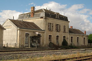 Velluire Commune in Pays de la Loire, France