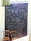 andelst rijksmonument 36730 nh kerk, binnen, enkele grafsteen
