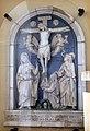 Andrea della Robbia, Crocifisso fra la Madonna, san Giovanni, la Maddalena e angeli 01.jpg