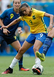 Andressa Alves da Silva Brazilian association football player