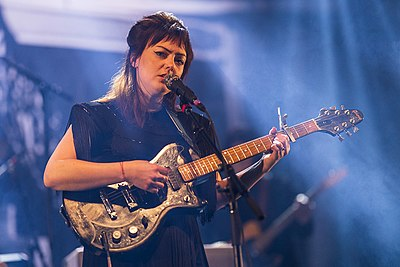 Picture of a band or musician: Angel Olsen