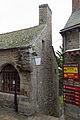 Angle sud-ouest de la maison de la Truie-qui-file (Le Mont-Saint-Michel, Manche, France).jpg