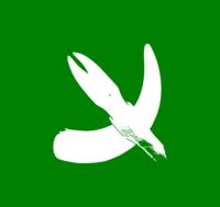 Le drapeau de l'Animalisme est une caricature du drapeau communiste.
