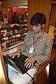 Anirban Saha Blogging - Apeejay Bangla Sahitya Utsav - Kolkata 2015-10-10 5027.JPG