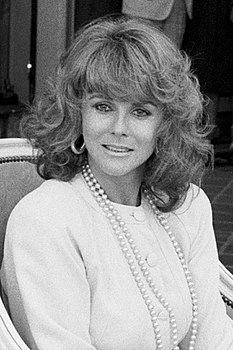 Ann-Margret a Deauville nel 1988