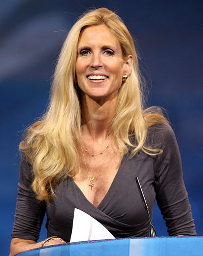Picture of an author: Ann Coulter