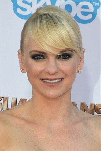 Anna Faris - Faris at the Hollywood premiere of Guardians of the Galaxy, July 2014.