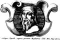 Annales rerum gestarum Ælfredi Magni, auctore Asserio Menevensi, recensuit Franciscus Wise, A Fleuron T142896-10.png