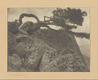 Anne W. Brigman (American - (The Lone Pine) - Google Art Project.jpg
