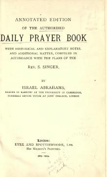 Annotated Edition of the Authorised Daily Prayer Book.djvu
