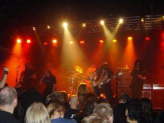 Antestor - Antestor at Endtime Festival 2007.