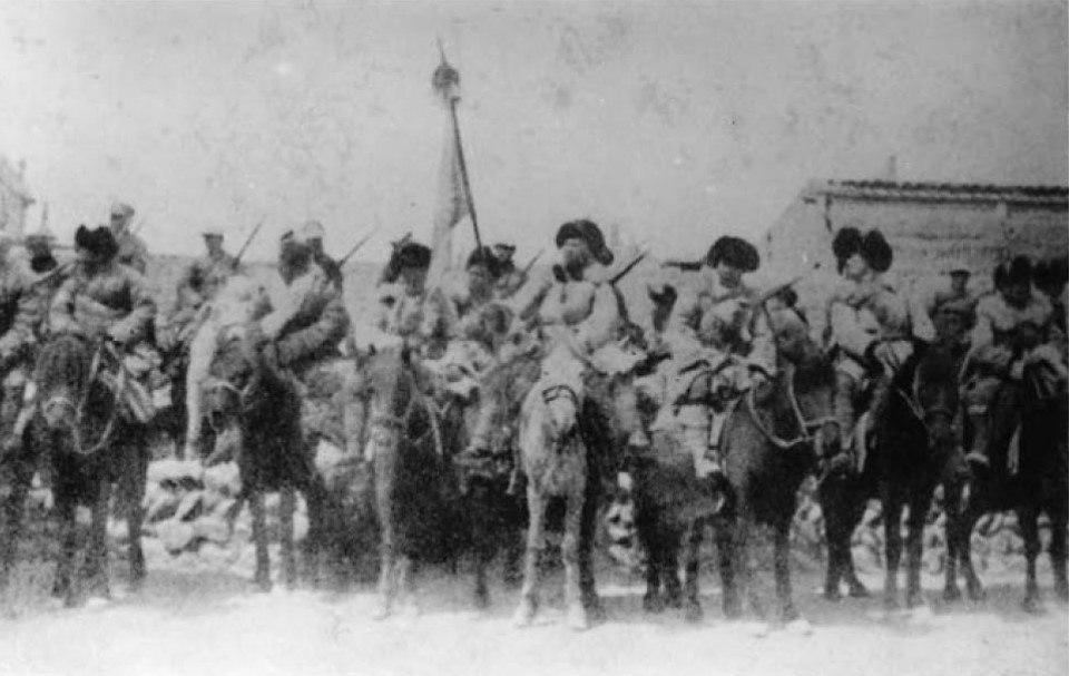 Anti-Japanese Muslim guerillas in Northwest China, c. 1939